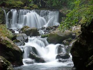 番所大滝(長野県松本市)